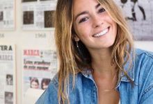 Photo of Sofía Ellar en Santander:  'Cuando pongo un pie aquí… es donde escribo mis canciones'