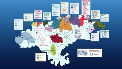 Photo of Una enorme red de canalizaciones y depuradoras para tratar los vertidos de la región