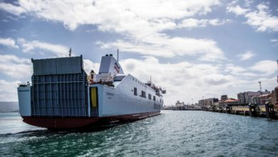 Photo of El barco que abre las puertas de Irlanda