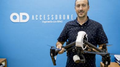 Photo of Accessdrone: Revolución en la ingeniería a golpe de dron
