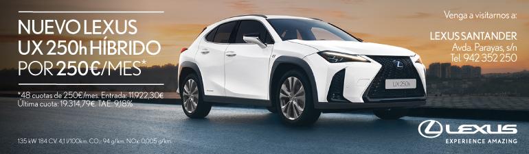 Nuevo Lexus UX