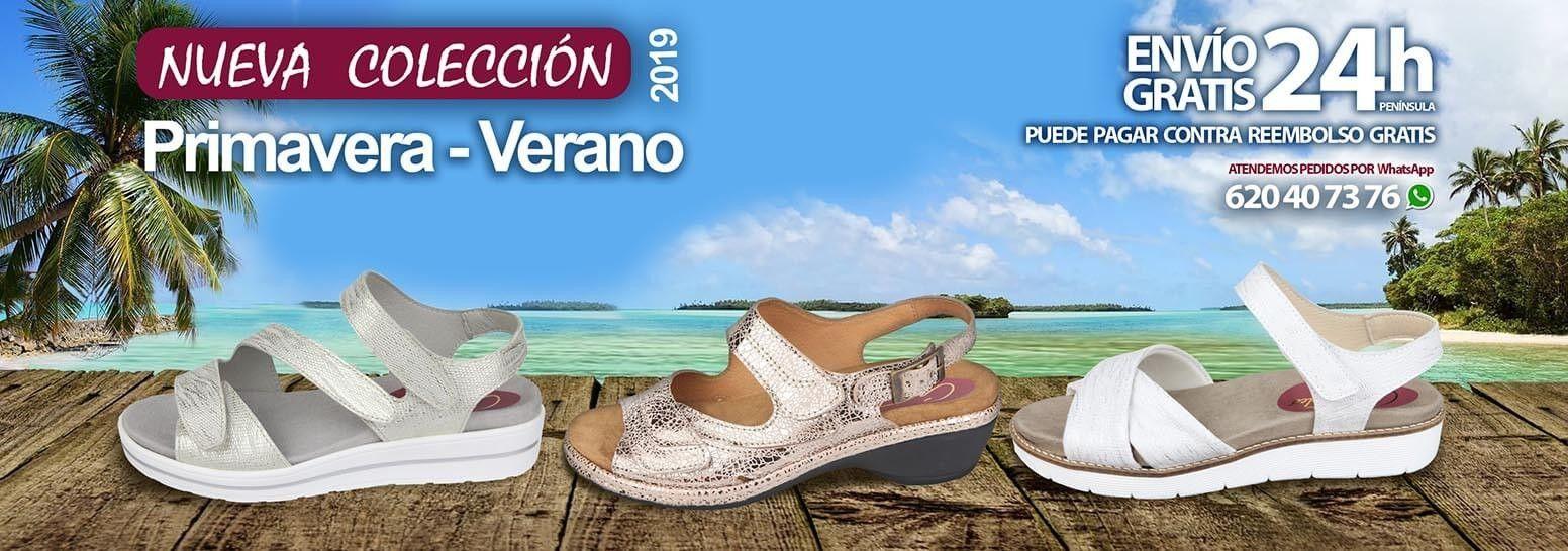 0fc2072ad Nueva temporada primavera verano Cari Falcó, zapatos para plantillas ...