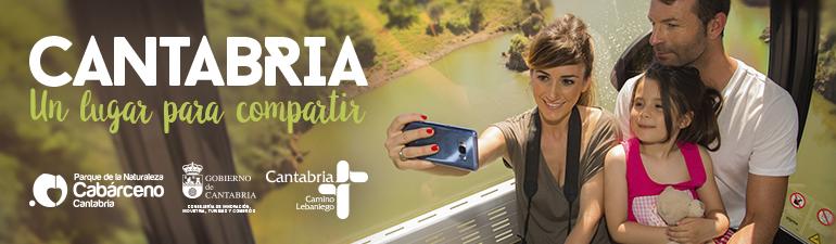 Cantabria, un lugar para compartir