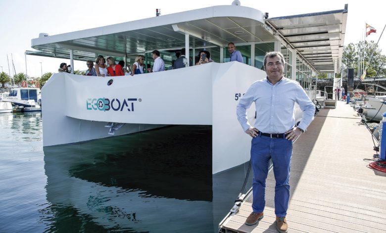 Photo of 'Proponemos una nueva generación de barcos ecológicos'