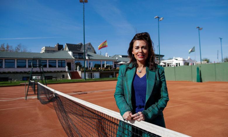 Photo of 'Quiero mejorar el Tenis, porque es el club de mi vida'