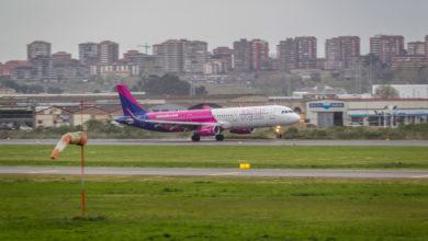 Photo of Récord en el aeropuerto de Santander al quedarse al borde de los 1,2 millones de pasajeros