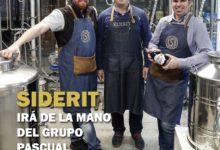 Photo of SIDERIT IRÁ DE LA MANO DEL GRUPO PASCUAL