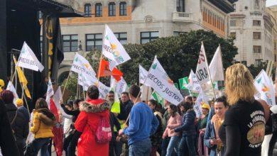 Photo of Ganadores, agricultores  y 240 tractores toman las calles de Santander