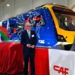 Photo of El Príncipe Carlos de Inglaterra visita la fábrica de CAF en Gales