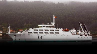 Photo of El buque escuela y de cooperación pesquera Intermares hará escala en Santander
