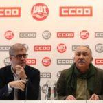 Photo of UGT y CCOO apoyan las nuevas restricciones sobre el trabajo en las actividades no esenciales