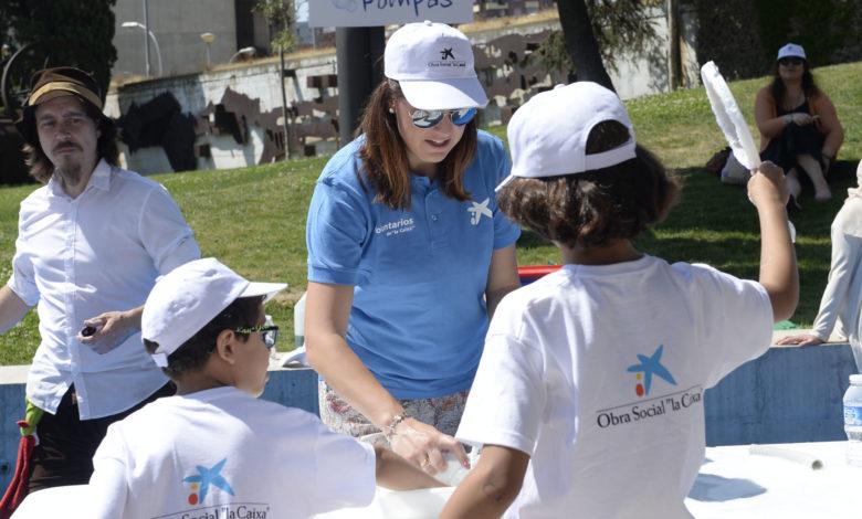 Photo of Los voluntarios cántabros de La Caixa se solidarizan con las personas de la tercera edad