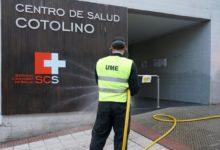 Photo of La UME prioriza la desinfección de hospitales y centros de salud en Cantabria