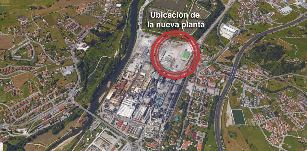 Solvay cuenta con la única planta de cogeneración de carbón de España