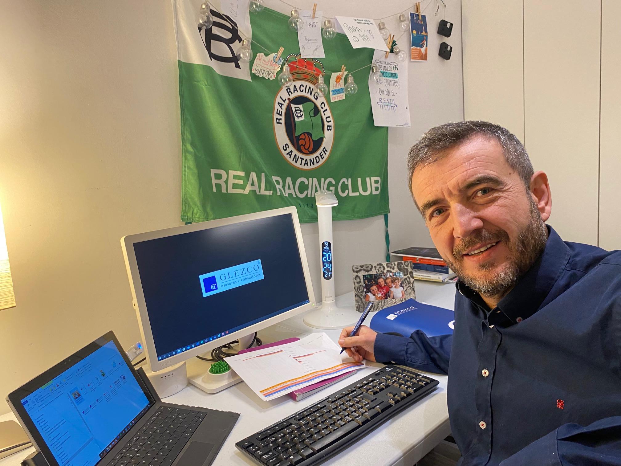 David González Pescador, responsable de Glezco Asesores y Consultores.