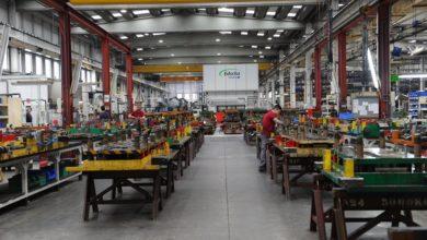 Photo of La producción industrial se desploma un 13,6% en marzo en Cantabria
