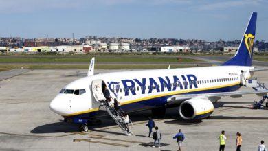 Photo of Ryanair conectará Santander con Manchester y París