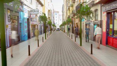 Photo of Diez empresas optan a ejecutar las obras de semipeatonalización de la calle San Luis