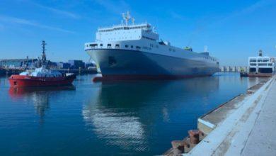 Photo of El Puerto recupera la línea de mercancías con Irlanda