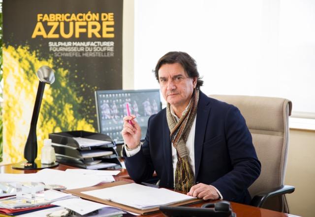 Julio Cabrero, responsable de Julio Cabrero & CIA.