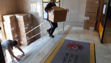 Photo of Cantabria reparte desde hoy 178.000 mascarillas en transportes, ayuntamientos y entidades sociales