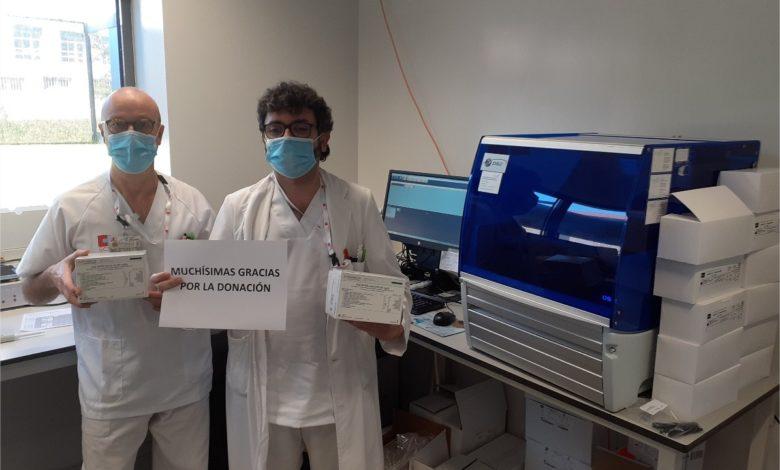 Photo of Trabajadores de Nestlé La Penilla impulsan un crowdfunding para comprar material sanitario