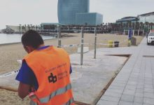 Photo of Disseny Barraca, empresa elegida para delimitar todas las playas de Barcelona