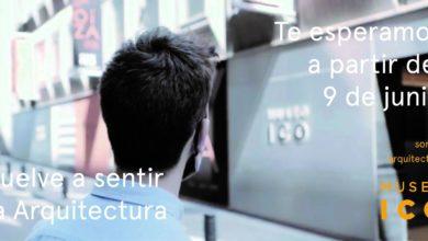 Photo of El Museo ICO abre sus puertas el 9 de junio con la exposición Sáenz de Oíza. Artes y Oficios