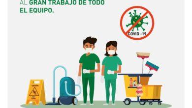 Photo of Tn Centro: Hay que seguir aplaudiendo y reconociendo a los profesionales de limpieza
