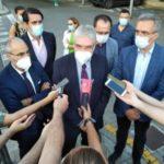 Photo of El presidente de Renfe avanza que habrá dos investigaciones sobre el accidente del Alvia en La Hiniesta (Zamora)