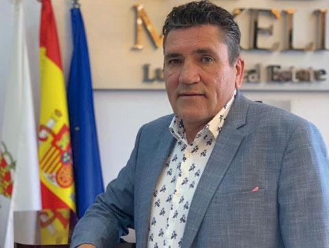 Photo of Antonio Avilés, Mikeli: 'Antes de final de  año se notará la  recuperación'