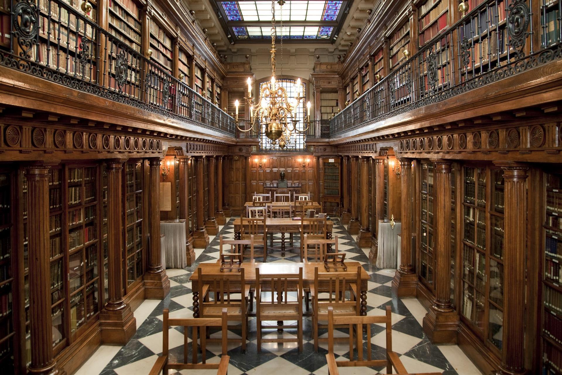 Biblioteca Menéndez Pelayo de Santander - AYUNTAMIENTO DE SANTANDER