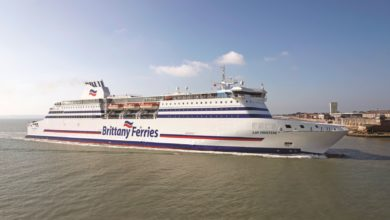 Photo of El coronavirus no desanima a los turistas del Brittany Ferries
