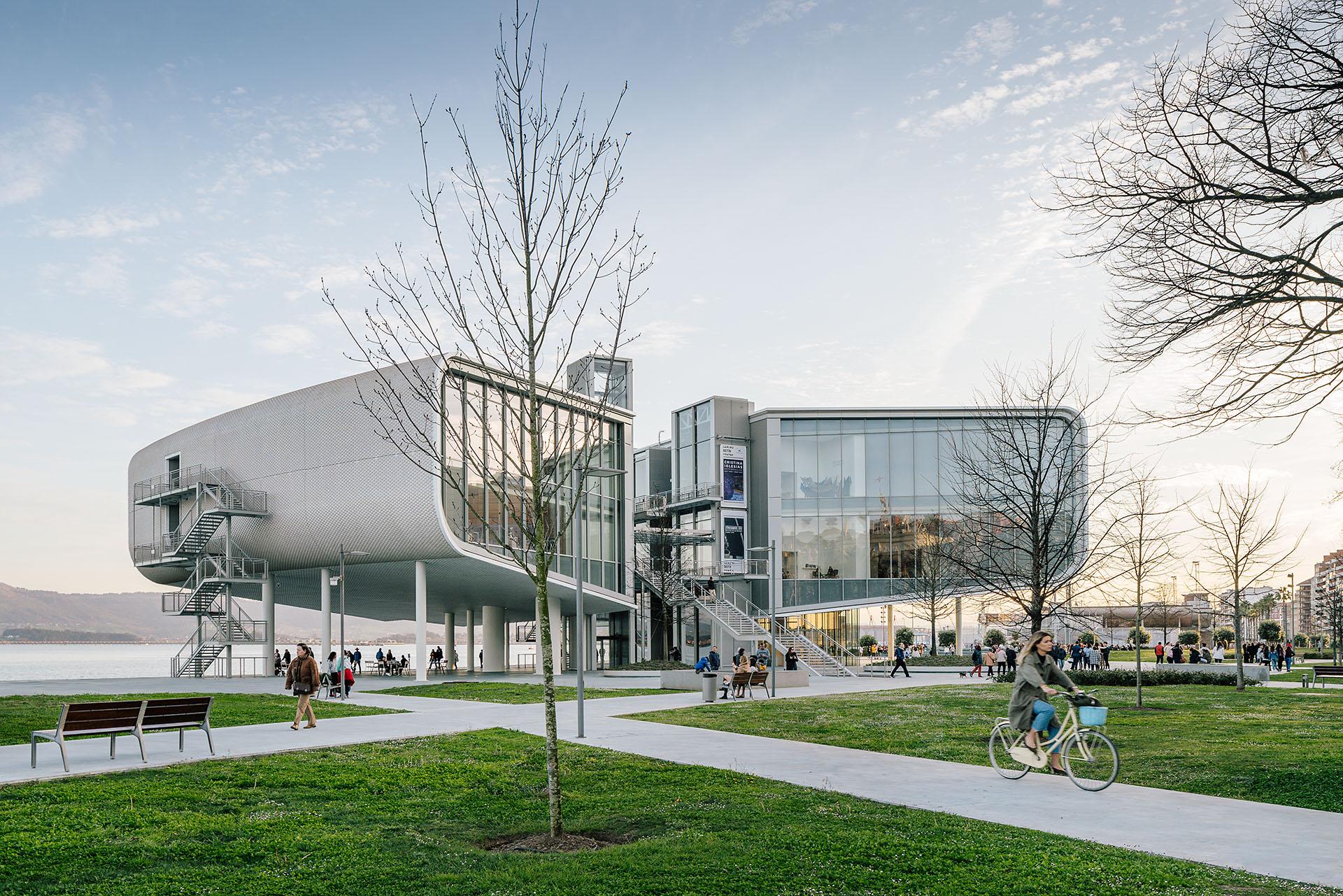 Centro Botín. Fundación Botín- Arquitecto Renzo Piano, Santander 2018