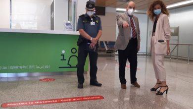 Photo of El aeropuerto Seve Ballesteros opera hoy el primer vuelo tras el estado de alarma