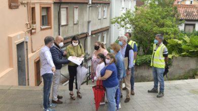 Photo of Comienzan las obras de la calle Antonio de Cabezón con una inversión de casi 650.000 euros