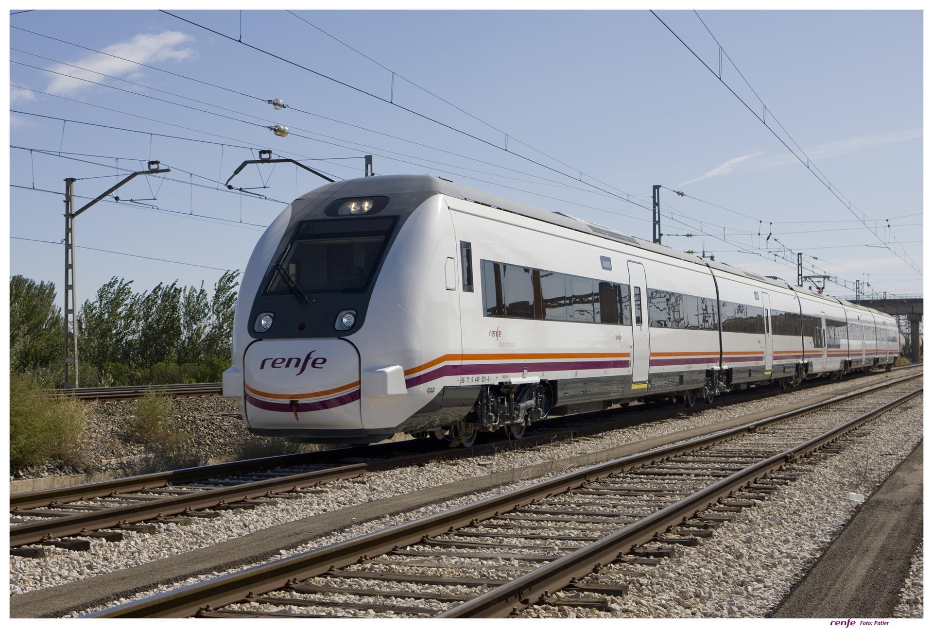 Tren de Renfe - RENFE
