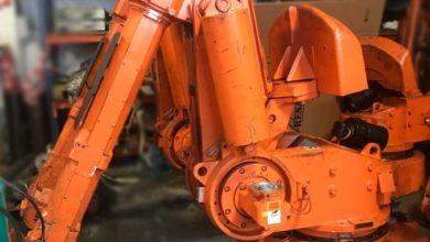 Photo of Robots Gallery impulsa el uso de robots industriales de segunda mano en la construcción