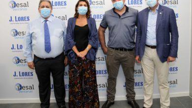 Photo of Itesal convierte la reapertura de Aluminios J. Lorés en una cita empresarial de la Arquitectura