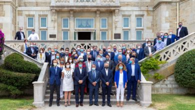 Photo of Los dirigentes de los puertos del Estado se reúnen por primera vez en Cantabria