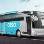 Photo of Alsa pierde 38 millones de euros hasta junio por la paralización del transporte durante el confinamiento