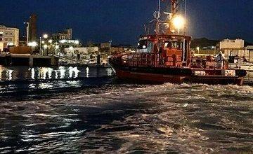 Photo of Rescatados ocho tripulantes de un pesquero de Santoña que se hundió en Vizcaya