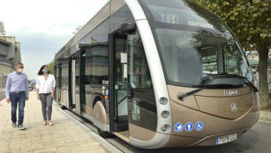 Photo of Santander prueba durante la Semana de la Movilidad un autobús eléctrico gratuito para los viajeros