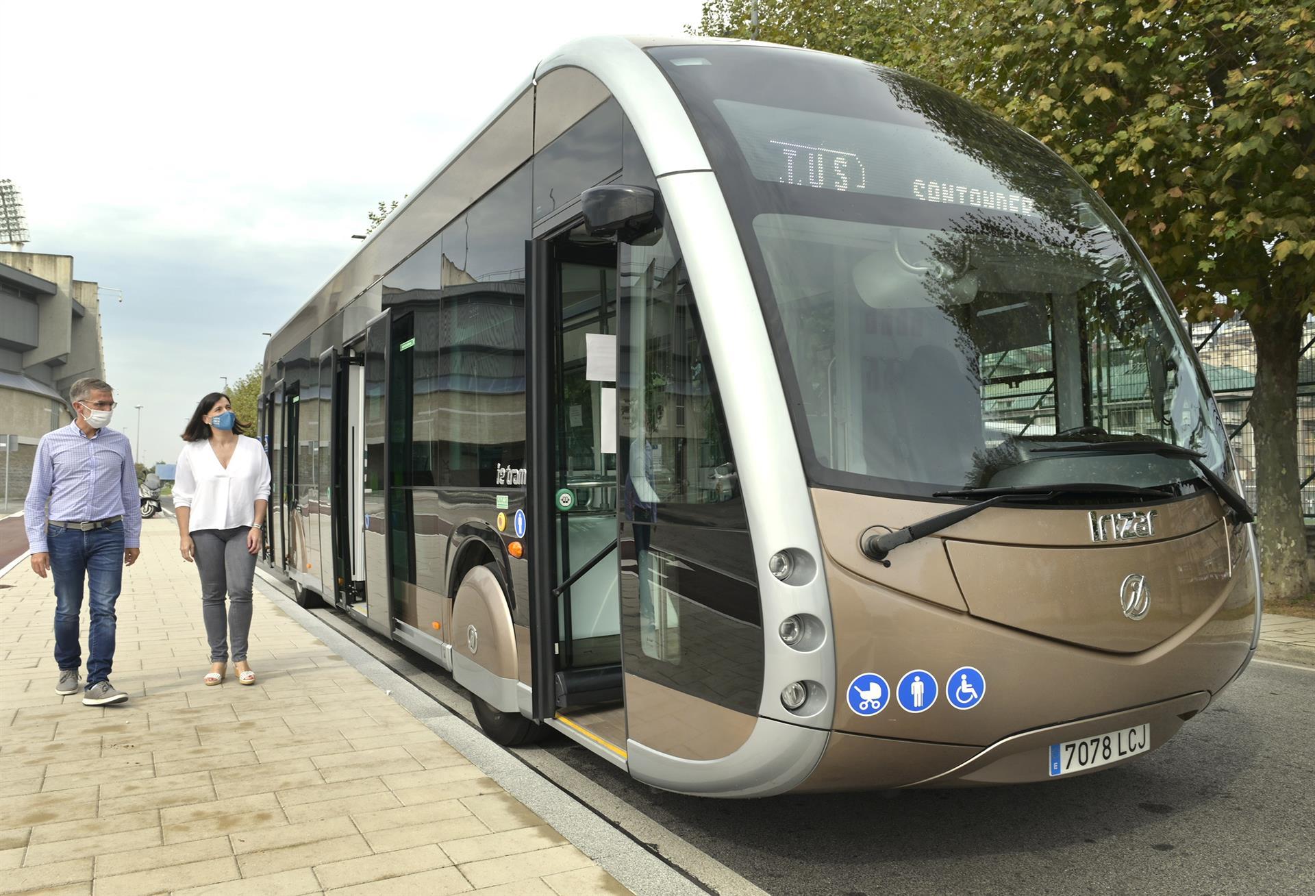 Autobús eléctrico - AYUNTAMIENTO DE SANTANDER
