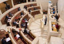 Photo of Ocio nocturno, Atención Primaria, curso escolar, okupas, a debate este lunes en el Pleno del Parlamento
