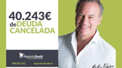 Photo of Repara tu Deuda cancela una deuda de 40.243 € en Granollers (Barcelona) con la Ley de Segunda Oportunidad
