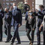 Photo of El Rey, arropado por los empresarios, alaba el papel de las empresas en la pandemia: «Os necesitamos»