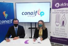 Photo of Conaif firma un acuerdo con Aldro para comercializar energía bajo la nueva marca Conaif Energía