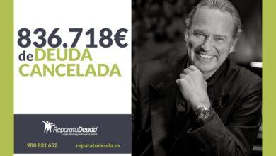 Photo of Repara tu Deuda cancela 836.718 eur con deuda pública en Barcelona con la ley de la Segunda Oportunidad