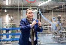 Photo of Enrique Quintana, director de Cantabria Labs, nombrado Economista del Año